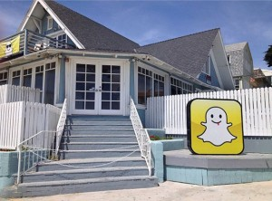 SnapChat's original headquarters
